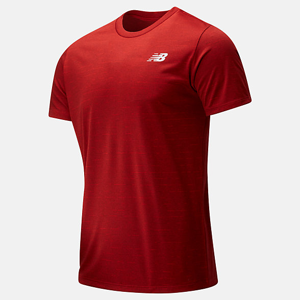 NB T-Shirt Sport Tech, MT01012REP
