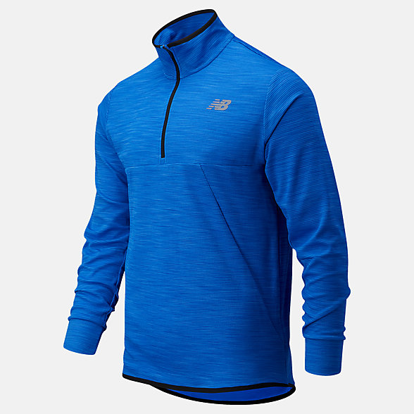 New Balance Tenacity Quarter Zip, MT01088CO