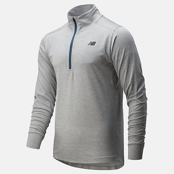 New Balance Fortitech Quarter Zip, MT01148AG
