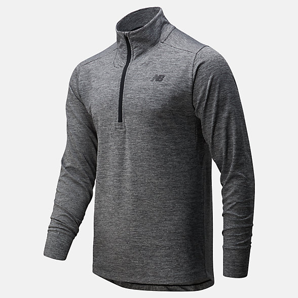 NB Fortitech Quarter Zip, MT01148BKH