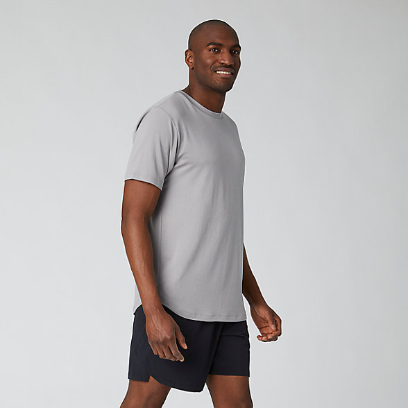 New Balance Fortitech Short Sleeve, MT01149AG