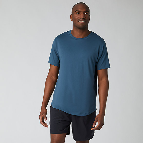 NB Fortitech Short Sleeve, MT01149SNB