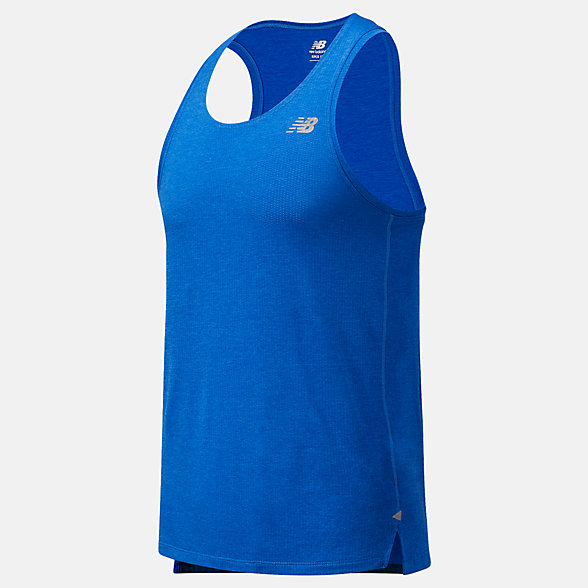 New Balance Impact Run Singlet, MT01232FCT
