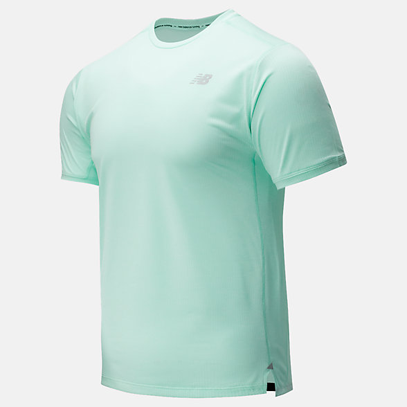NB Impact Run Short sleeve top, MT01234NMH