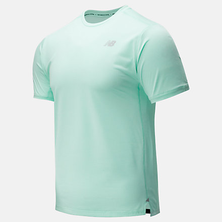 NB Impact Run Short Sleeve, MT01234NMH image number null