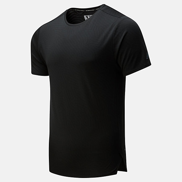 New Balance Q Speed Jacquard Short Sleeve, MT01259BK