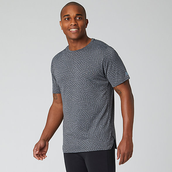 New Balance Q Speed Jacquard Short Sleeve, MT01259HC