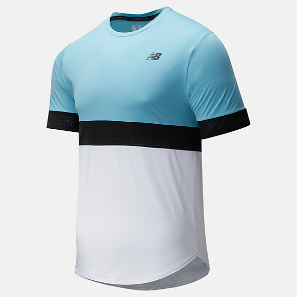 New Balance PMV Archive Run Short Sleeve, MT01280WAX