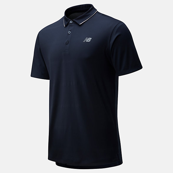 New Balance Rally Performance Polo, MT01416ECL