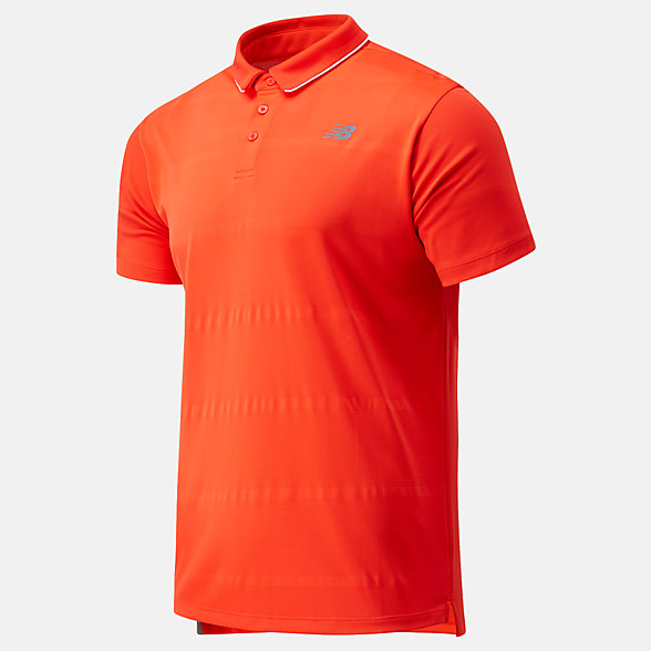 New Balance Rally Performance Polo, MT01416NEF