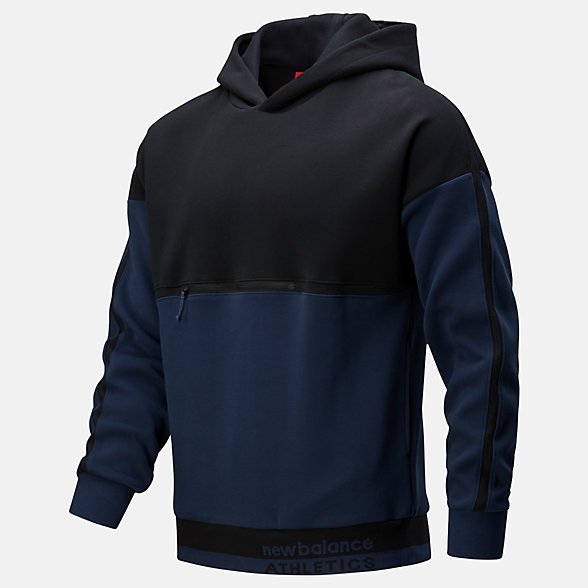 NB NB Athletics Select Pullover Hoodie, MT01500NGO