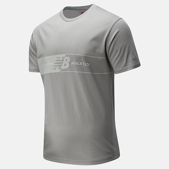 New Balance T-shirt NB Athletics Keyline, MT01510TAG