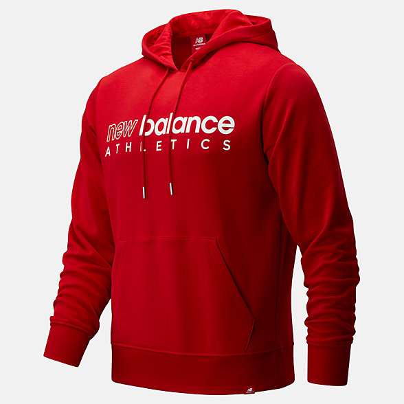 New Balance Essentials Icon Hoodie, MT01524REP