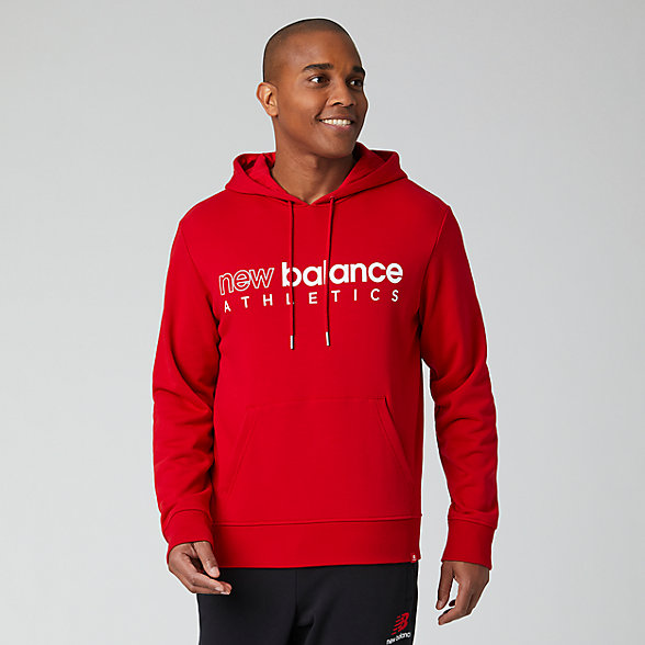NB Essentials Icon Hoodie, MT01524REP