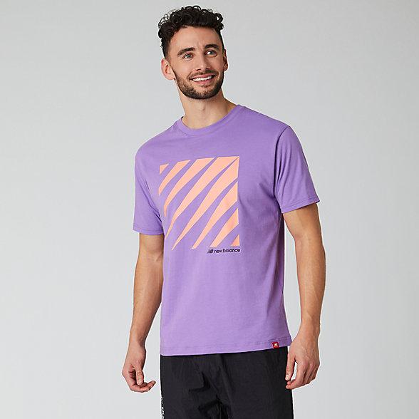 New Balance Sport Style Optiks Tee, MT01539NVI