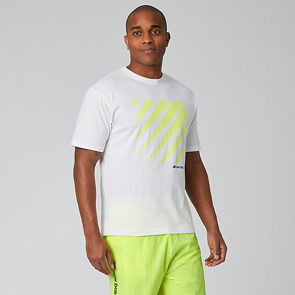 NB NB Hero T-Shirt, MT01539WT