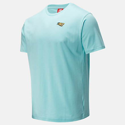 NB NB Athletics Tropic NB Tee, MT01548BB2 image number null
