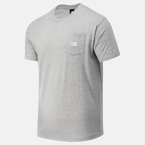 New Balance T-shirt NB Athletics Pocket, MT01567AG