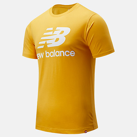 New Balance Essentials Stacked Logo Tee, MT01575ASE image number null