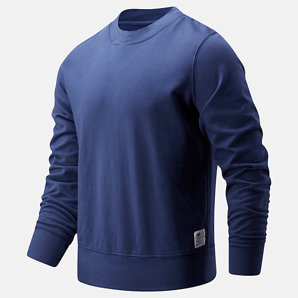 New Balance NBxSKU Fleece Field Long Sleeve, MT01650IN