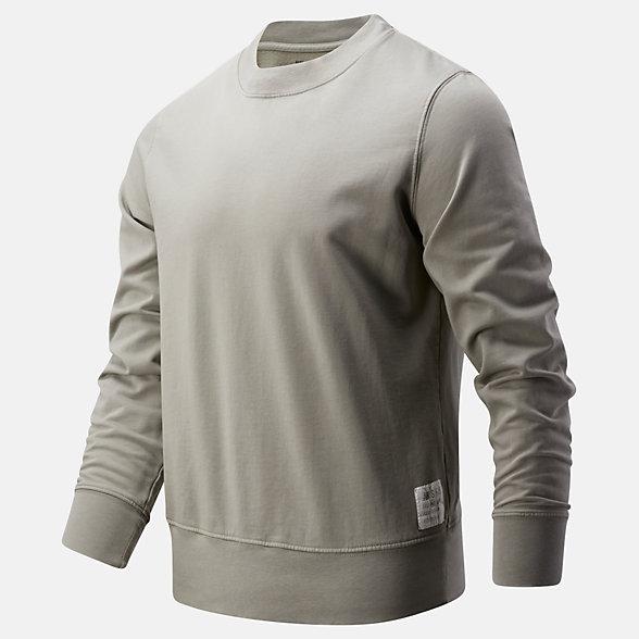 New Balance NBxSKU Fleece Field Long Sleeve, MT01650SRT
