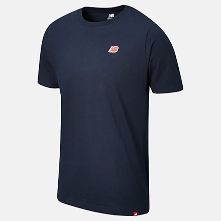 NB Small NB Pack Tee, MT01660ECL image number null