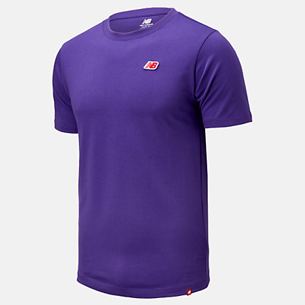 NB Small NB Pack Tee, MT01660PRP image number null