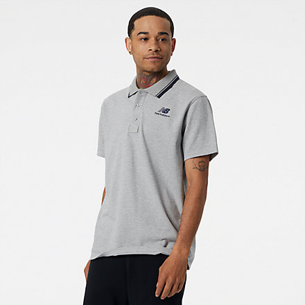 NB NB Classic Short Sleeve Polo, MT01983AG image number null