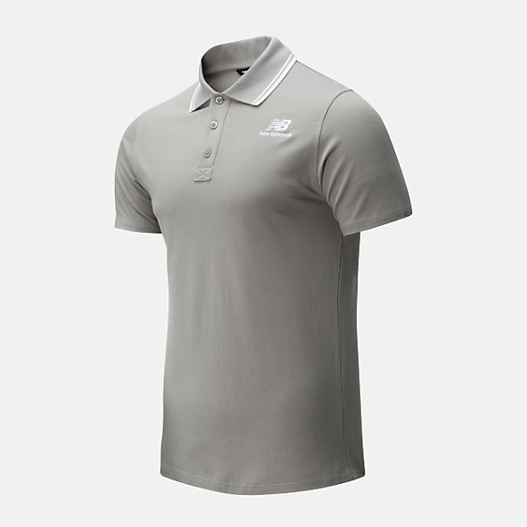 New Balance NB Classic Short Sleeve Polo, MT01983TAG