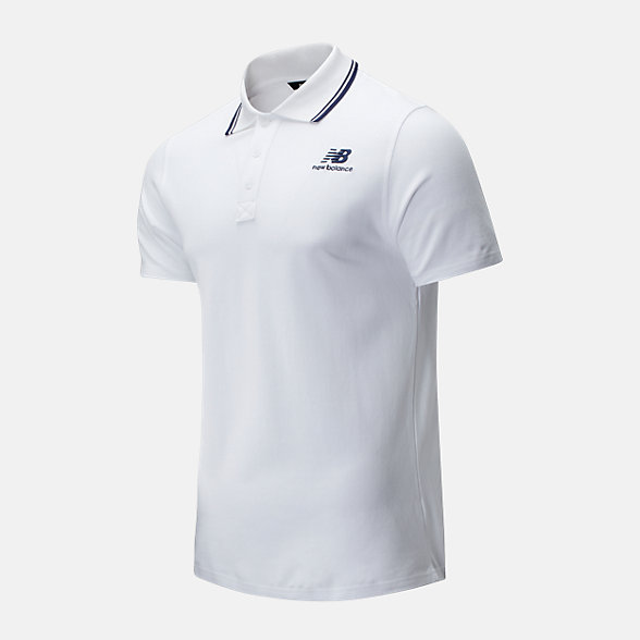 NB NB Classic Short Sleeve Polo, MT01983WT