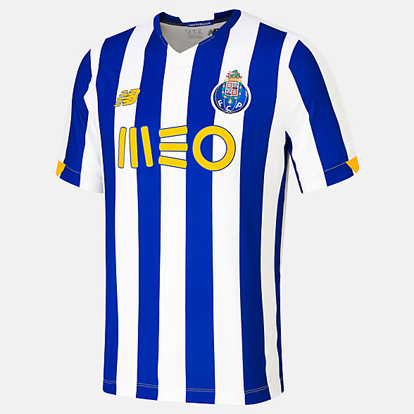 NB FC Porto Home Short Sleeve Jersey, MT030073HME