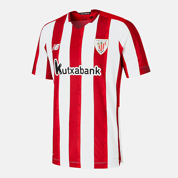 NB Athletic Club Home SS Jersey, MT030135HME