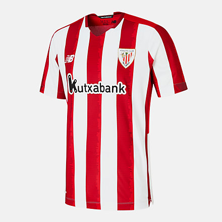 NB Athletic Club Home SS Jersey, MT030135HME image number null