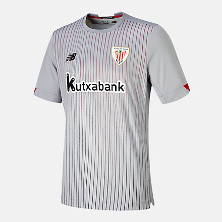 NB Athletic Club Away SS Jersey, MT030147AWY image number null