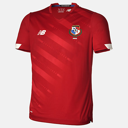 New Balance Panama Home Short Sleeve Jersey, MT030271HME image number null
