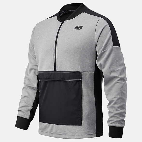 New Balance RWT Travel Pullover, MT03053AG