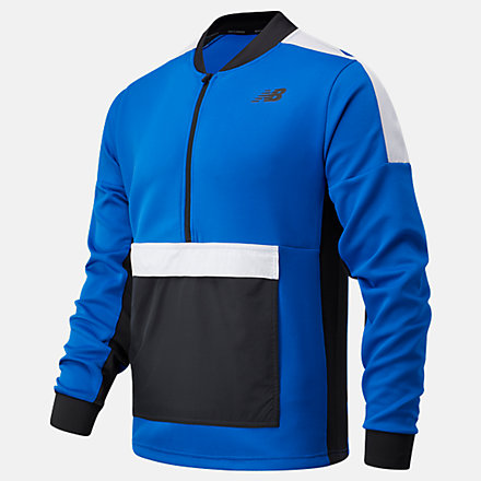 New Balance RWT Travel Pullover, MT03053CO image number null
