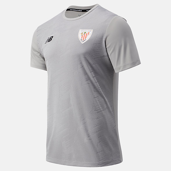 NB Athletic Club Pre-Game Short Sleeve Jersey, MT031111ALY