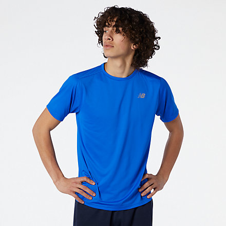 New Balance Accelerate Short Sleeve, MT03203CO image number null