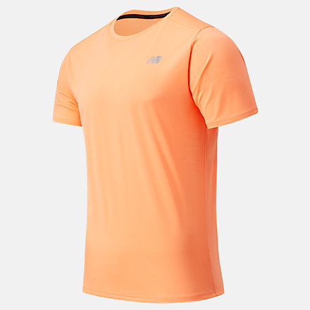 New Balance Accelerate Short Sleeve, MT03203CPU image number null