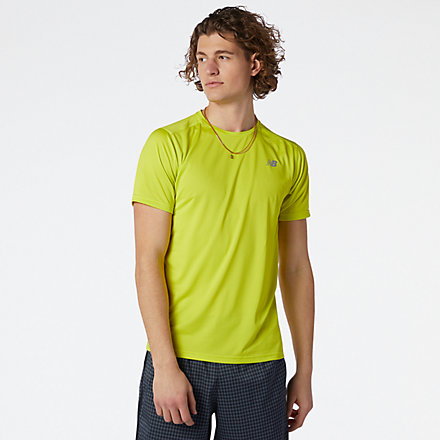 NB Accelerate Short Sleeve, MT03203SYE image number null