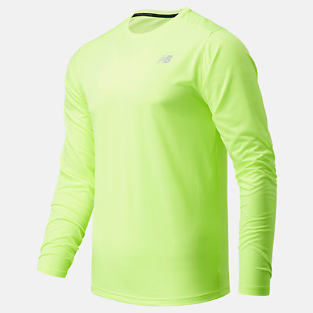 NB Accelerate Long Sleeve, MT03205BIO image number null