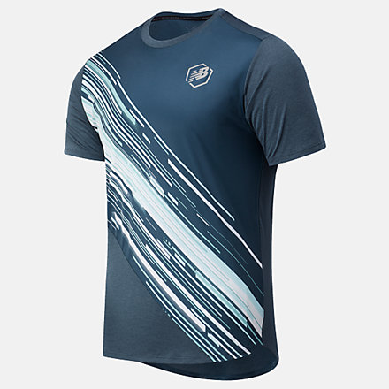 NB NB Silent Hunter Fast Flight Short Sleeve, MT03210PE image number null