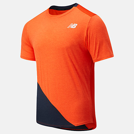 New Balance Fast Flight Short Sleeve, MT03222DH1 image number null