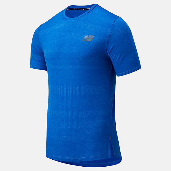 New Balance Q Speed Fuel Jacquard SS, MT03261FCT