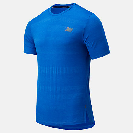 New Balance Q Speed Fuel Jacquard SS, MT03261FCT image number null