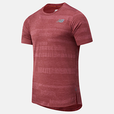 New Balance Q Speed Fuel Jacquard SS, MT03261LB2 image number null