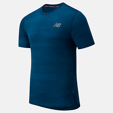 New Balance Q Speed Fuel Jacquard SS, MT03261RWH image number null