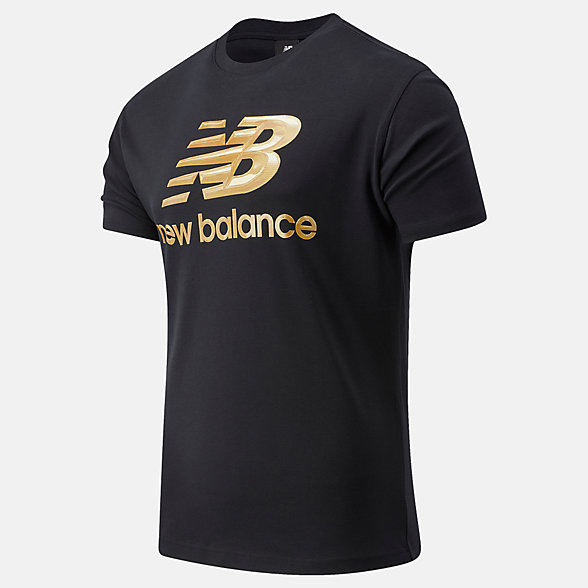New Balance NB Athletics Select Podium Top, MT03502BK