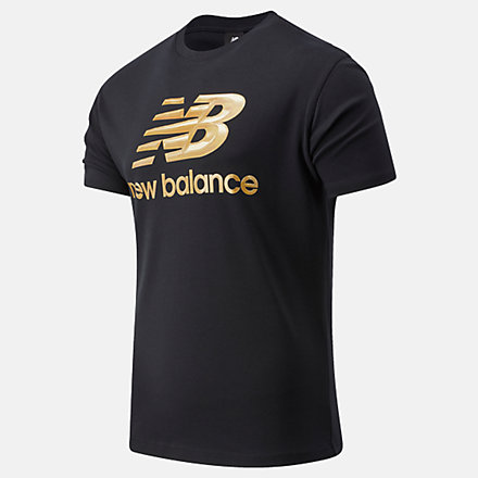 New Balance NB Athletics Select Podium Top, MT03502BK image number null